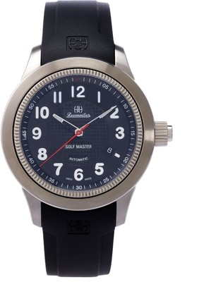 Brooks Brothers Reconvilier Hercules Golf Master with Black Dial