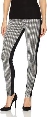 Hue Women's Glitz Check Leggings Sockshosiery, -, Extra Large