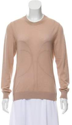 Cédric Charlier Cashmere Long Sleeve Top