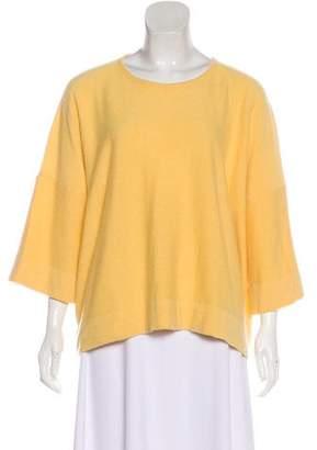 eskandar Cashmere Dolman Sweater