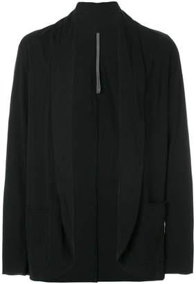 Attachment lightweight blazer jacket