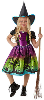 Rubie's Costume Co Ombre Witch Dressing-Up Costume