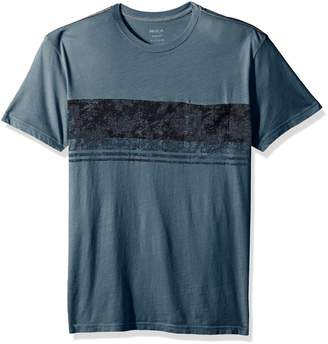 RVCA Men's Ptc Dye Band Shirt