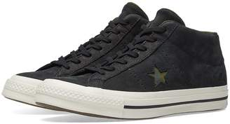 Converse One Star Mid Camo Pack