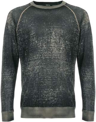 Avant Toi faded sweatshirt
