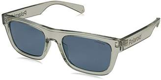 Polaroid Sunglasses PLD 6050/s Polarized Rectangular Sunglasses