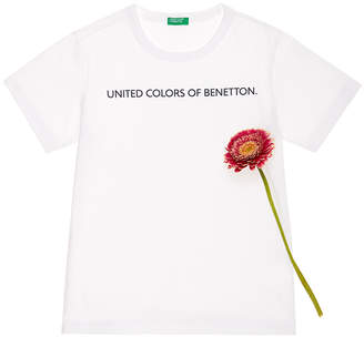 Benetton (ベネトン) - BENETTON (UNITED COLORS OF BENETTON (BOYS) ベーシックロゴ半袖Tシャツ・カットソー