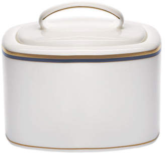Kate Spade Library Lane Navy Sugar Bowl
