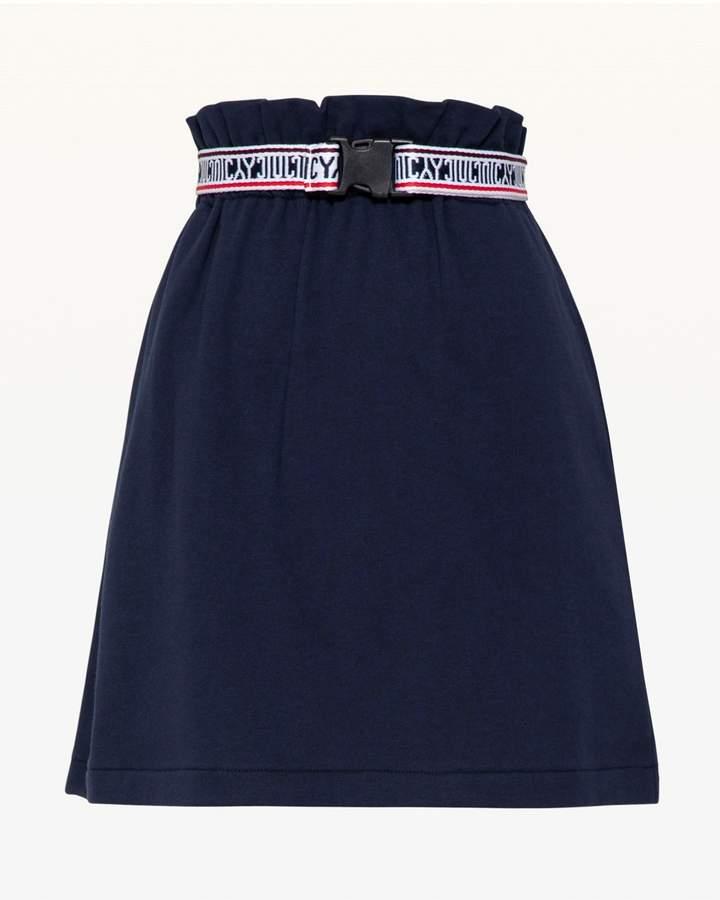 JXJC Belted Track Skirt