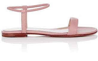 Gianvito Rossi Women's Jamie Leather Sandals - Pink
