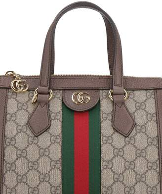 0d5ad19af92 Gucci Ophidia Gg Supreme Fabric Handbag