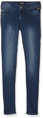Replay Girl's Sg9208.070.09c 307 Jeans,164 (Size: 14A)