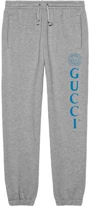 Gucci logo jogging trousers