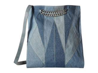 Sam Edelman Jethro Patchwork Crossbody Cross Body Handbags