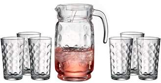 Jay Import Provence 7-Piece Pitcher & Glasses Set