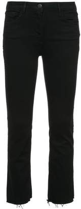 3x1 slim-fit cropped jeans
