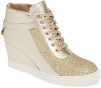 Linea Paolo Freja Wedge Sneaker