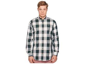 Vivienne Westwood Two-Button Krall Gingham Shirt Men's T Shirt