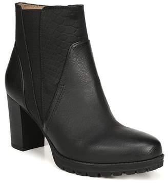Naturalizer Nadia Block Heel Bootie - Wide Width Available