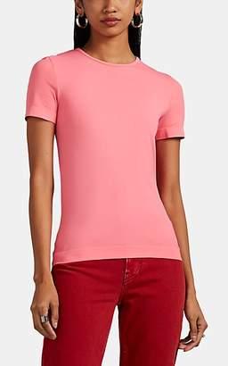 "Helmut Lang Women's ""Baby"" T-Shirt - Pink"
