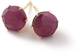Ippolita 18k Rock Candy® Composite Ruby Stud Earrings