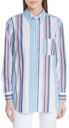 Equipment Margaux Stripe Shirt