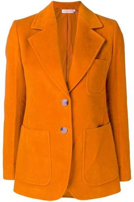 Tory Burch wide-lapel jacket
