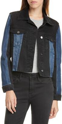 Frame Colorblock Jacket