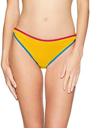 At Coco Rave Women S High Leg Bottom Swimsuit With Ring Detail