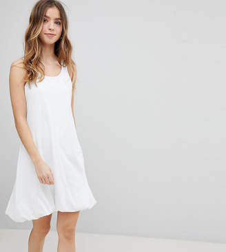 Asos Mini Tank Dress with Gathered Hem