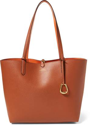 Ralph Lauren Reversible Faux Leather Tote