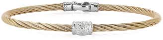 Alor Classique 18K Diamond Cable Bracelet