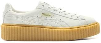 Puma Creepers Rihanna Fenty White Oatmeal (W)