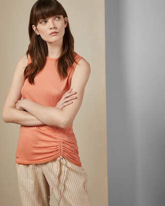 Ted Baker LOULEY Ruched detail vest
