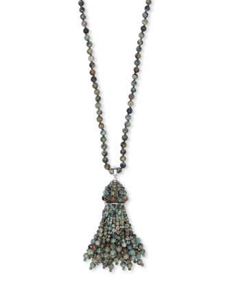Kendra Scott Sylvia Long Pendant Necklace
