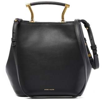 Anne Klein Top Handle Bucket Bag