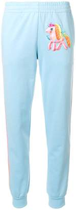Moschino My Little Pony track trousers
