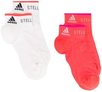 adidas by Stella McCartney two-pack ankle socks