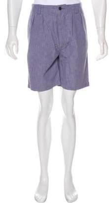Chimala Pleated Woven Shorts