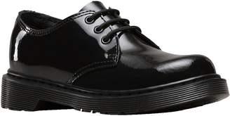 Dr. Martens Junior Patent Lamper Everley Shoes-UK 2