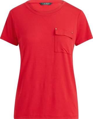 Ralph Lauren Jersey Pocket T-Shirt