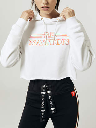 P.E Nation Hot Streak Hoodie