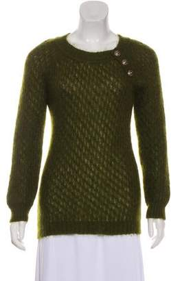 Balmain Medium-Weight Long Sleeve Sweater