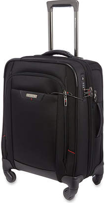 Samsonite Pro DLX four-wheel spinner cabin case 55cm $340 thestylecure.com