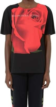 Marcelo Burlon County of Milan T-shirt Uske