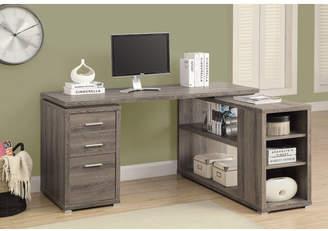 Willa Arlo Interiors Drewes L-Shaped Desk