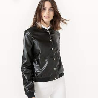 La Redoute Collections Short Bomber Jacket