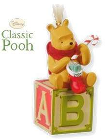 Hallmark Baby's First Christmas Winnie the Pooh 2010 Ornament