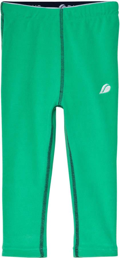 Didriksons Monte Kids Pant 3 Bright Green
