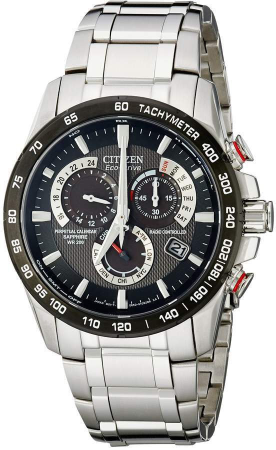 Citizen Men's Perpetual Chrono A-T Watch AT4008-51E
